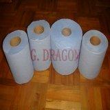 24 гигантских полотенца белой бумаги Выбирать--Размера Rolls (T-001)
