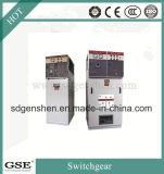 Apparecchiatura elettrica di comando inclusa ad alta tensione della rete di anello del metallo (fisso) a forma di scatola dell'interno di distribuzione/controllo di corrente alternata GS-Xgn -12