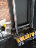 Mur plâtrant des prix automatiques de machine de rendu de la colle de mur de machine