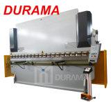 De Hydraulische Vouwende Machine van Durama met CNC van de As van Estun E200p Twee Controlemechanisme