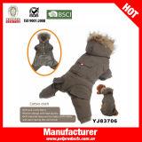 ベルベティーンの北表面犬のジャケット犬のコート(YJ83693)