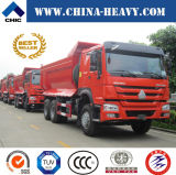 Sinotruk HOWO 76 X4 Heavy Dumper Truck for Sale