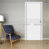 No Formaldehyde Compist Wooden WPC Entry Painting Door (YM-046)