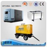 R4105p China Fabrik-stationärer Dieselmotor mit Kupplung und Riemenscheibe