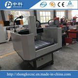 Cortadora del CNC del metal para el aluminio