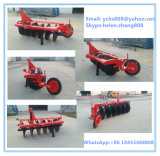 Paddy Disc Plough Tractor agrícola Trailed Disk Plow