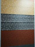 Painel decorativo da fachada para a casa Prefab/painel de parede de alumínio isolado da espuma