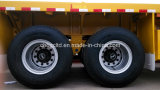 2016 New Flatbed Container Loader Trailer for Trucks