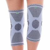 자연적인 대나무 섬유 무릎 패드 압축 무릎 소매 무릎 프로텍터