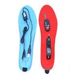 冬の屋外スポーツ3.7Vの電気充電電池の熱くする靴の中敷