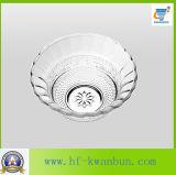 Vaisselle Kb-Hn0175 des prix de cuvette en verre de qualité de Hight bonne