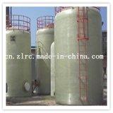 Tanque líquido químico do tanque de armazenamento FRP de GRP de China