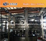 Chaîne de production remplissante en boîte à vitesse réduite de bière