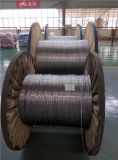 Blank Aluminiumleiter-entblössen obenliegende Übertragungs-Zeile AAC Leiter