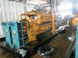 Shandong Lvhuan Biomass Gas Generator 350kw High Efficiency와 Productivity