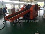 Máquina de corte a laser de fibra de preço baixo / máquina de corte Rag