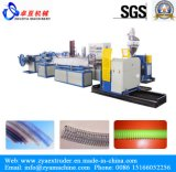 Flexible PVC-gewundene Stahldraht-verstärkte Schlauch-Extruder-Maschine
