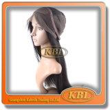 브라질 Hair Wig의 실크 Front Lace Wig
