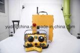 Industrieller drahtloser Doppelradiosteuerknüppel Wechselstrom-Gleichstrom-12V F24-60 Fernsteuerungs