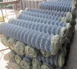6FT hohes galvanisiertes Kettenlink-Ineinander greifen in der Rolle/im Kettenmaschendraht