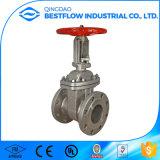 Válvula de porta industrial do aço de carbono A216 do API Wcb