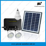 Solar portátil Light System com Phone Charger