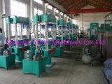 Tipo única máquina de vulcanización de goma de la máquina de la alta capacidad \ de la placa de la fabricación
