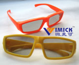 工場Circular Polarized 3D Glasses 3D Eyewear Supplier