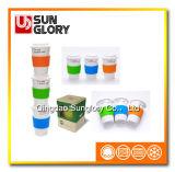 Reforçar a caneca da porcelana com caixa do silicone e a tampa de Lkb038