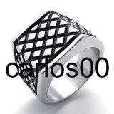 316 L anillo del acero inoxidable (YC-2001)