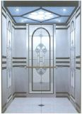 Gearless牽引Vvvfは起点に運転するドイツの技術(RLS-247)の別荘のエレベーターを