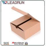 Случай шаржа почтового ящика гофрирует курьера носит бумажную коробку упаковки картона (YSM40)