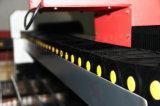 Промышленный металлический лист обрабатывая резец лазера волокна