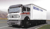 420HP Beiben Truck Ng80 Tractor Head 6X4 mit MERCEDES-BENZ Technology