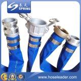 Сверхмощные шланги разрядки полива PVC Layflat