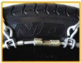 Kn 12mmのタイプ乗用車の雪鎖