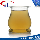 320ml極度の白いソーダ石灰ガラスの貯蔵容器(CHJ8115)