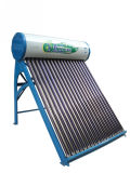 太陽給湯装置(夢の青30の管)