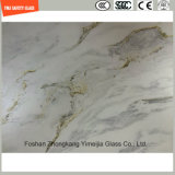 het 419mm Aangemaakte Geëtste Glas van de uv-Weerstand Zuur voor OpenluchtMeubilair of Decoratie