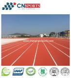 Resistente al desgaste Pista de atletismo / Pista de atletismo / carrera atlética