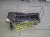 Machine automatique automatique de charbon de bois ou de gaz