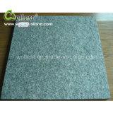 Het fabriek Opgepoetste Groene Graniet van de Sesam van de Tegel 30X30 van de Muur van de Oppervlakte G612 voor Buitenkant