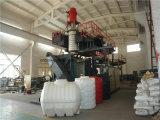 Grande máquina de molde do sopro do tanque de água com 3 camadas do material do HDPE