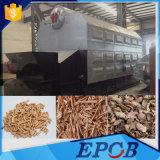 Caldera industrial encendida de cadena de la biomasa del carbón de madera de la rejilla de fuego 2015