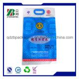 米のパッキングのための柔軟材包装のハンド・バッグ