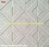 El panel de techo detective del panel de la tarjeta acústica del panel de pared del panel acústico de la fibra de poliester