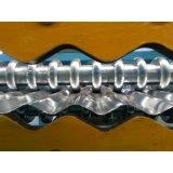 Алюминиевый рифленый лист 1060h18 волны синуса