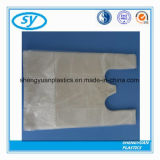 Полиэтиленовый пакет покупкы тенниски прозрачного HDPE упаковывая