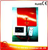 12V 220W 550*550*1.5mm Thermochromic Verwarmer van de Auto van het Silicone de Rubber