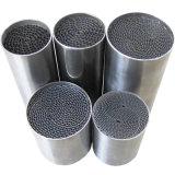 자동차 또는 기관자전차 (유럽 V 배출 기준)를 위한 금속 벌집 기질 촉매
